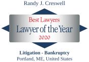 2020 Best Lawyer logo RJC