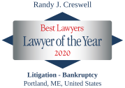 2020 Best Lawyer logo RJC